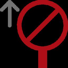 Logo Aufbau des Halteverbots